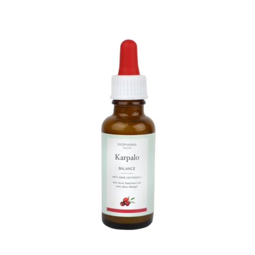 Karpalo Anti-Akne Hoitogeeli 30ml